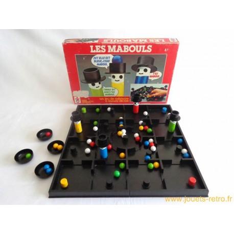 Les Mabouls - jeu CEJI