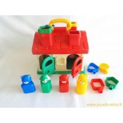 Maison à formes - RedBox