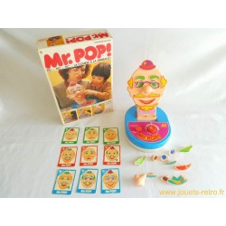 Mr Pop ! - jeu Keith Designs GT Action
