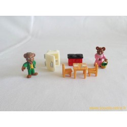 Set cuisine des ours Mini Sweety - Vivid Imaginations