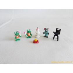 Set mariage des grenouilles Mini Sweety - Vivid Imaginations