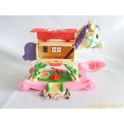 Le Cheval à bascule nursery Mini Sweety