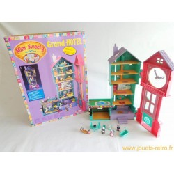 Horloge Grand Hotel Mini Sweety en boite - Vivid Imaginations 1995