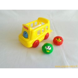 Bus Roulis Boulis Fisher Price