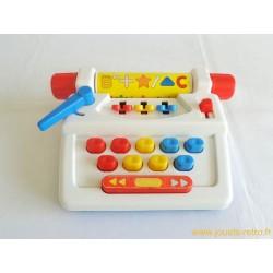 Machine à écrire jouet d'éveil Arco