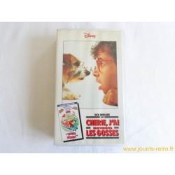 Chérie j'ai rétréci les gosses VHS Disney