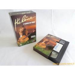 "Coffret VHS ""Hélène"" l'album en vidéo"