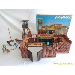 Fort Randall Playmobil System 1980