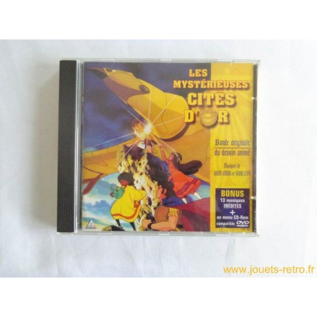 Cités Les Mystérieuses Jouet D'or Lego MVpSUz