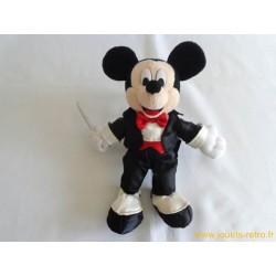 Peluche Mickey chef d'orchestre