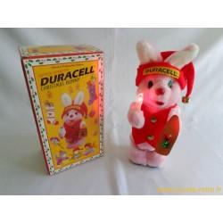 Lapin de Noël Duracell