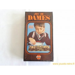 Jeu de dames Educo Superjouet