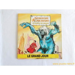 Dungeons & Dragons le sourire du dragon Le grand jour