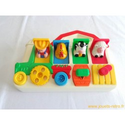 Ferme Pop-Up Fisher Price 1993