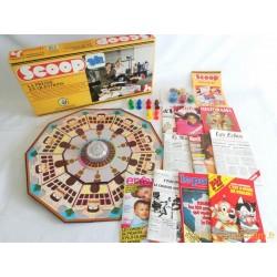 Scoop - jeu Nathan 1985
