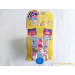 Le Poste de Radio Mimi & Goo Goos - Mattel 1995