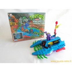 Jet-ski Foot (Footski) - Tortues Ninja 1989