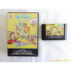 Tiny Toon Adventures ACME All-Star - jeu Megadrive