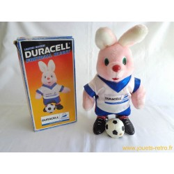 Lapin footballeur Duracell France 98