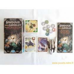 Shadows over Camelot Le jeu de carte