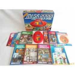 L'encyclopédie électronique Mega 10000 jeu Nathan 1982