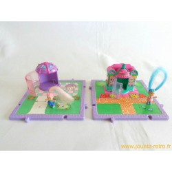 Lot de 2 sets Mini-Pouces