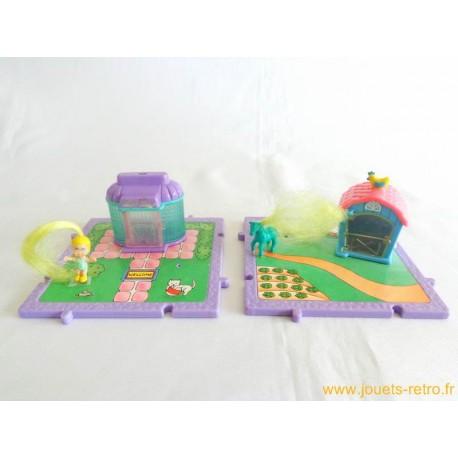 Lot de 2 sets Mini-Pouces