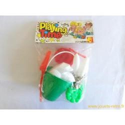 Jouets de square en plastique Lomi