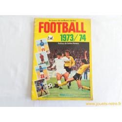Album vignettes Football 1973/74 Agéducatifs vierge