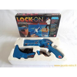 Lock-On Sega Bandai 1992