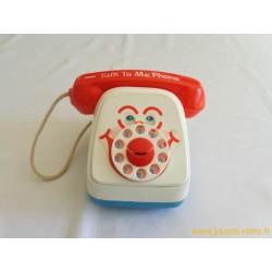 Téléphone parlant Talk-to-me TOMY