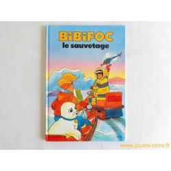 """Livre Bibifoc """"le sauvetage"""""""