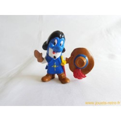 Figurine Dolfi mousquetaire Novotel