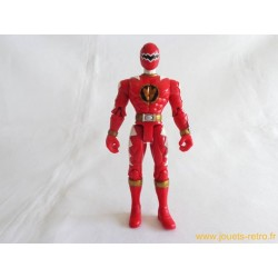 Figurine Power Rangers Dino Thunder rouge