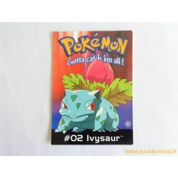 Carte postale Pokemon 02 Ivysaur