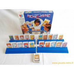 Memo-Mime - jeu MB 1987