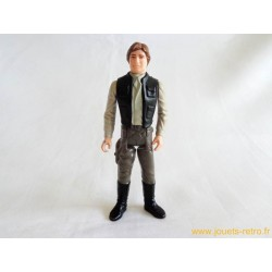 """Han Solo"" figurine Star Wars Kenner 1985"