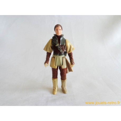 """Princesse Leia Organa"" figurine Star Wars Kenner 1983"