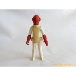 """Amiral Ackbar"" figurine Star Wars Kenner 1982"