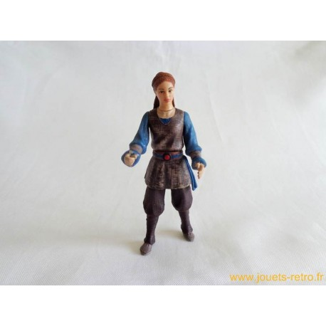 """Padme Naberrie"" figurine Star Wars Hasbro 1998"