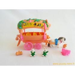 Charette car scolaire Mini Sweety
