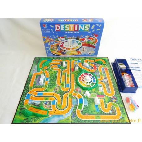 Destins - Jeu MB 1997