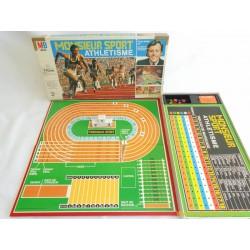 Monsieur sport : Athlétisme - jeu MB 1977