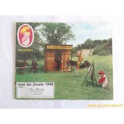 Catalogue jouets Mamanbébé 1968