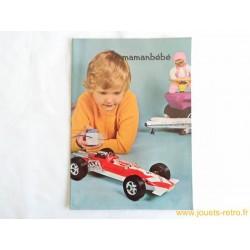 Catalogue jouets Mamanbébé 1970