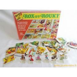 Rox et Rouky Histoire à Jouer Nathan 1988