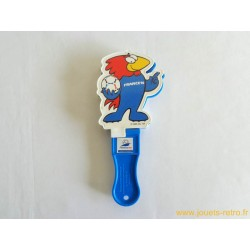 Clap-clap Footix France 98 coupe du monde
