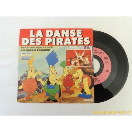 La danse des Pirates - 45T disque vinyle