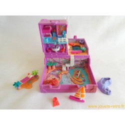 Surf 'n Swim Island Polly Pocket 1996