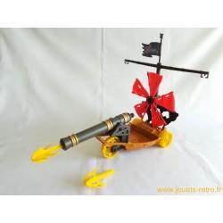 Voilier Canon Hook Mattel 1991